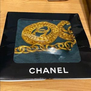 CHANEL Accessories - Great as New!  Authentic Chanel Scarf